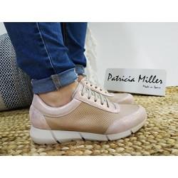 Deportivas rosa Patricia Miller