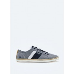 ZAPATILLAS DE TELA MAUI BLUCHER CHAMBRAY